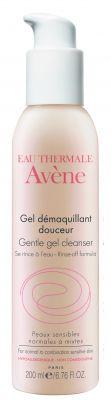 Авен Почистващ гел Нежност/Avene Gentle gel cleanser 200ml