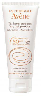Авен Минерално мляко SPF50+/Avene Mineral lotion SPF50+ 100ml