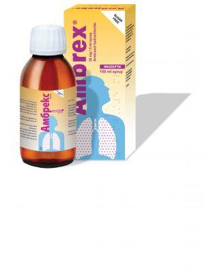 Амбрекс сироп за възрастни/Ambrex 30mg/5ml 150ml syrup