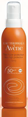Авен Спрей SPF50+/Avene Spray SPF50+ 200мл