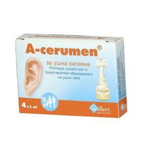 А-церумен капки за уши/A-cerumen 2ml