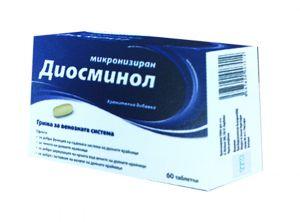 Диосминол таблетки/Diosminol 60tabl.