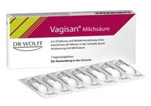Вагизан вагинални песари/Vagisan vag. 7 pess