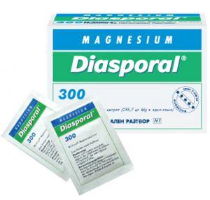 Магнезий диаспорал/Magnesium diasporal 300mg * 20 sache.
