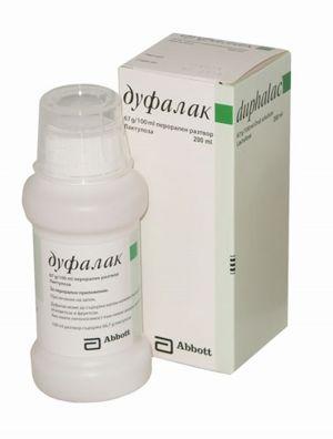 Дуфалак сироп/Duphalac syrup 67g 200ml