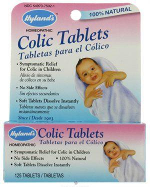 Колик таблетки/Colic 125tabl.