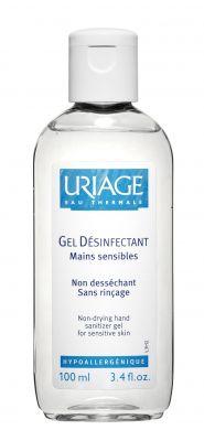 Уриаж Гел дезинфектант за ръце/Uriage Gel desinfectant 100ml