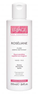 Уриаж Розелиан почистващ флуид/Uriage Roseliane lotion 250ml