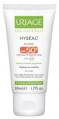 Уриаж Хисеак флуид SPF50/Uriage Hyseac SPF50 fluide 50ml