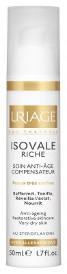 Уриаж Изовал богат крем/Uriage Isovale rich cream 50ml