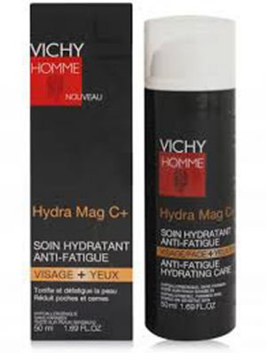 Виши Хидра Маг С+ гел/Vichy Homme Hydra Mag C+ gel 50ml