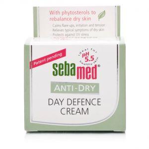 Себамед дневен крем за лице с фитостероли/Sebamed anti-dry day cream 50ml