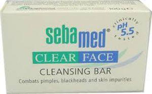 Себамед сапун против акне/Sebamed cleansing bar 100g