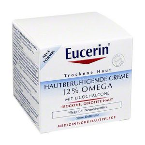 Еусерин 12%омега крем/Eucerin 12% omega cream 75ml