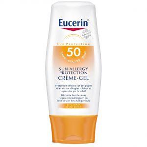 Еусерин крем-гел против слънчеви алергии SPF50/Eucerin sun creme-gel SPF50 150ml