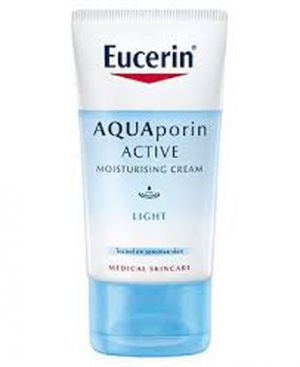 Еусерин Аквапорин лек крем/Eucerin Aquaporin active light creme 40ml