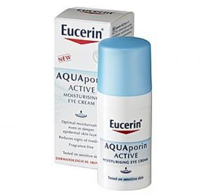 Еусерин Аквапорин актив крем за очи/Eucerin Aquaporin active eye creme 15ml