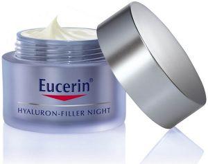 Еусерин Хиалурон филър нощен крем/Eucerin Hyaluron-Filler night cream 50ml