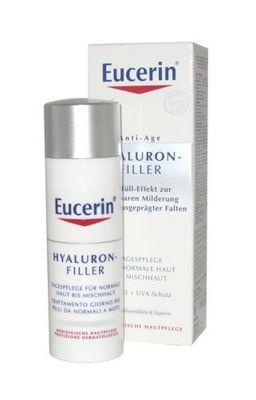 Еусерин Хиалурон филър лайт дневен крем/Eucerin Hyaluron-Filler light day cream 50ml