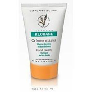 Клоран крем за ръце/Klorane hand cream 50ml