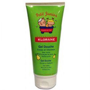 Клоран джуниър душ-гел круша/Klorane junior gel douche pear 200ml