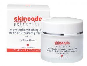 Скинкод избелващ крем SPF12/Skincode whitening cream SPF12 50ml