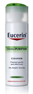 Еусерин Дермо Пурифайър измиващ гел/Eucerin Dermo Purifyer cleansing gel 200ml
