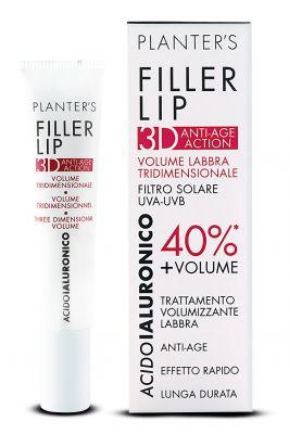 Плантерс филър за устни/ Planter's filler lip 10ml