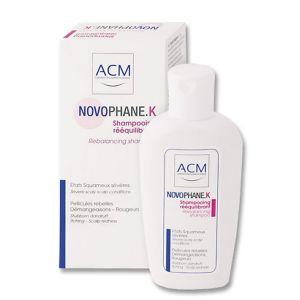 АСМ Новофан К шампоан/ACM Novophane K Shampoo 125ml