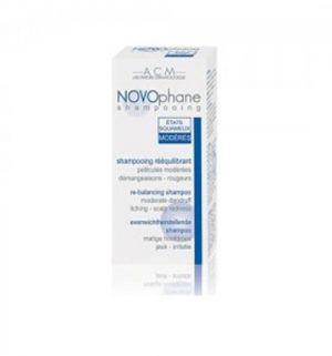 АСМ Новофан шампоан против умерен пърхот/ACM Novophane shampoo 125ml