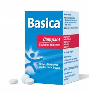 Базика Компакт/Basica Compact 120tabl.
