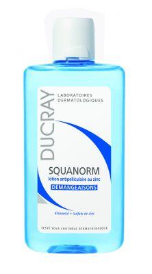 Дюкре Скванорм лосион против пърхот/Ducray SQUANORM anti dandruff lotion 200 ml