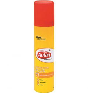 Аутан Протекшън плюс спрей/Autan Protection plus spray 100ml
