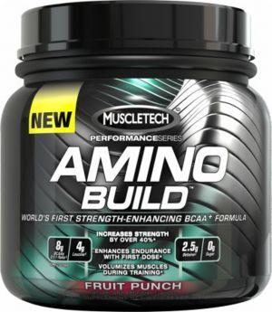 Амино Билд/MuscleTech Amino Build 270g