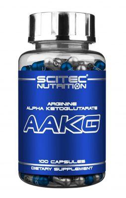 ААКG/Scitec Nutrition AAKG 100caps.