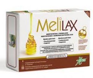 Абока Мелилакс микроклизма/Aboca Melilax adults 6бр. * 5гр.
