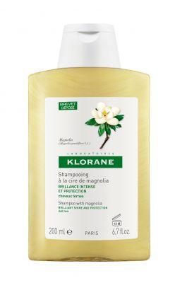 Клоран шампоан Магнолия/Klorane shampoo Magnolia 200ml