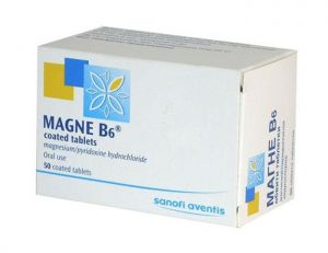 Магне Б6/Magne B6 * 50caps.
