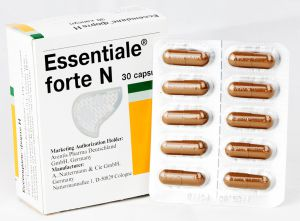 Есенциале форте/Essentiale forte 30caps.