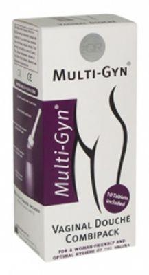 Биоклин Мулти Гин душ иригатор+душ таблетки/Bioclin Multi-Gyn douche irigator+douche 10tablets
