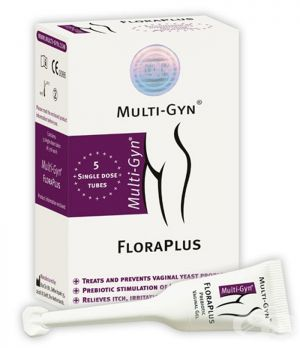 Биоклин Мулти Гин Флора плюс гел/Bioclin Multi Gyn Floraplus gel 5*5ml