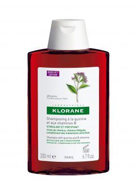 Клоран шампоан Хинин/Klorane shampoo Quinine 200ml 400ml