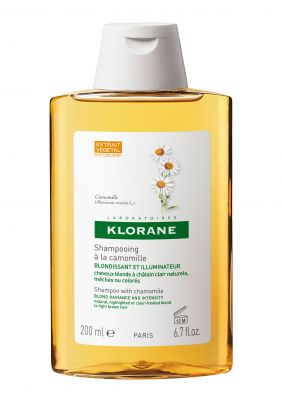 Клоран шампоан Лайка/Klorane shampoo Chamomille 200ml