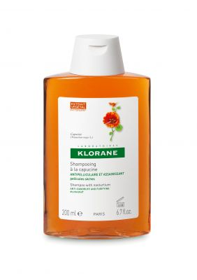 Клоран шампоан с латинка/Klorane shampoo Capucine 200ml
