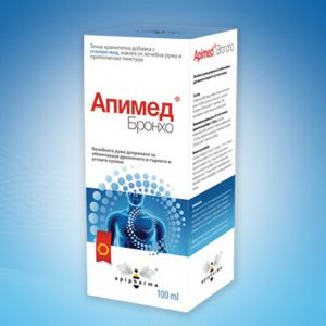 Апимед Бронхо/Apimed Broncho 100ml