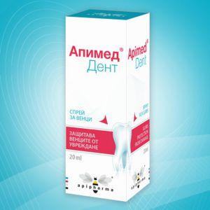Апимед Дент/Apimed Dent 20ml