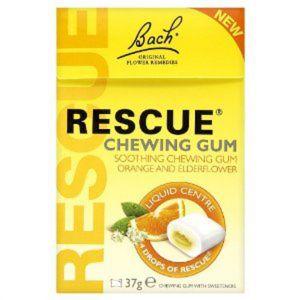 Д-р Бах Рескю дъвки/D-r Bach Rescue chewing gum