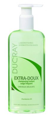 Дюкре Екстра Ду шампоан за честа употреба/Ducray Extra Doux Shampoo 300ml
