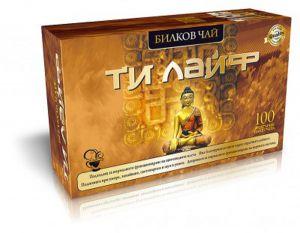 Билков чай ТИ Лайф 100 филтърни пакетчета