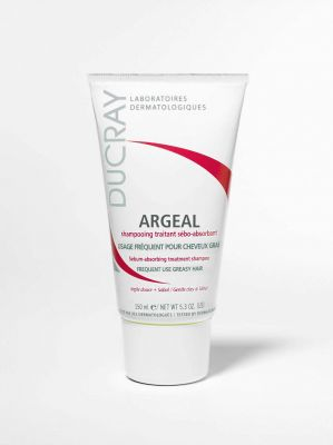 Дюкре Аржеал себорегулиращ шампоан/Ducray Argeal Sebum-absorbing treatment shampoo 150ml